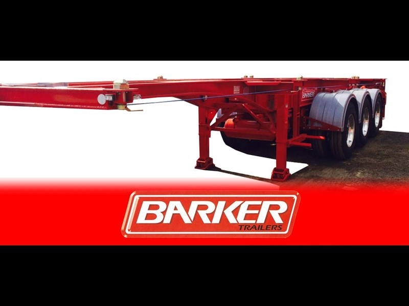 barker lightweight retractable skel b 241930 001