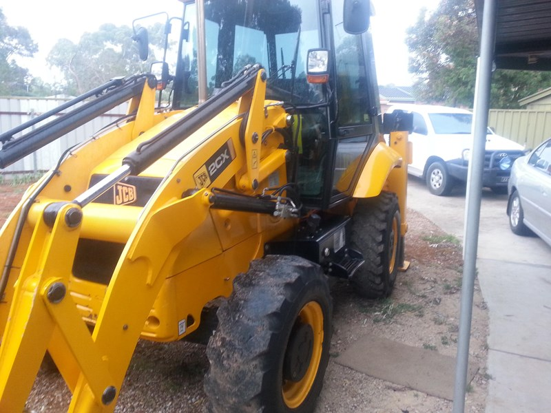 jcb 2cx backhoe loader 242819 003
