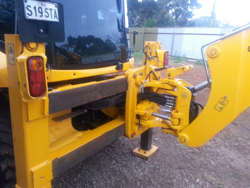 jcb 2cx backhoe loader 242819 005