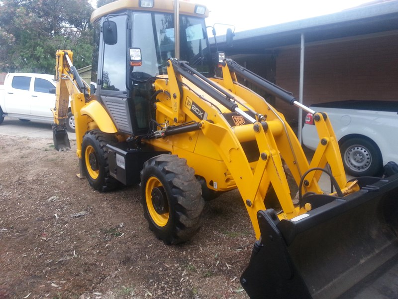 jcb 2cx backhoe loader 242819 007