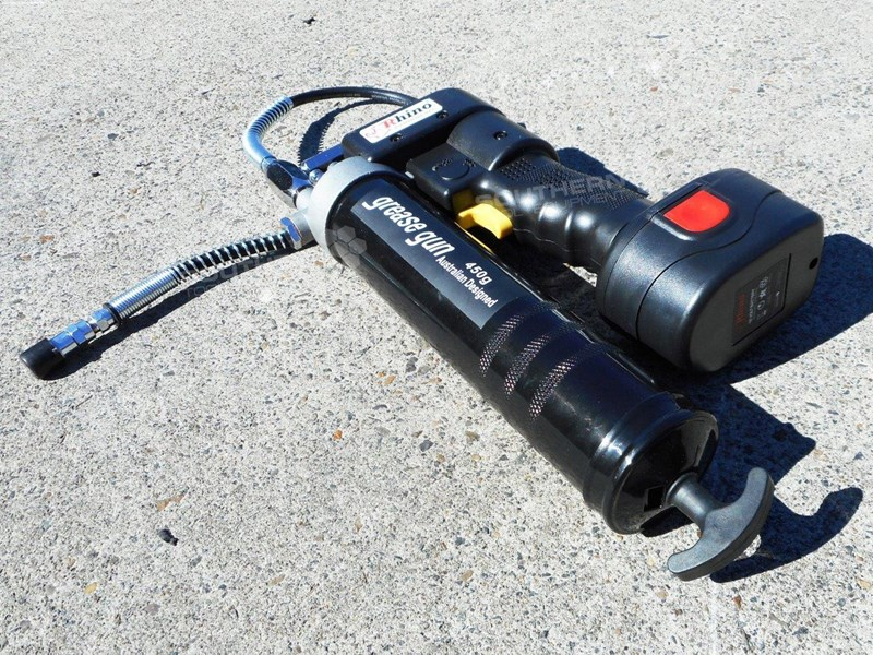 rhino rechargeable - 12v grease gun [tfggun] - [gg06] [free delivery] 242952 007