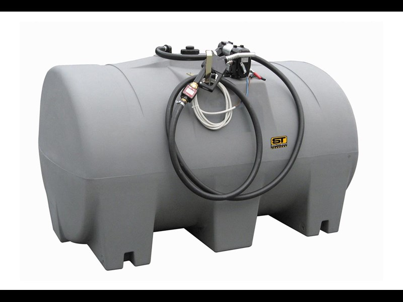 diesel units diesel fuel tank 2200 l [hi flow, counter][sqd 2200-6] [tfslv] 243310 001