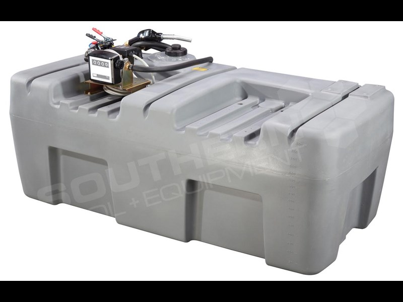 diesel units 800 l diesel fuel tank. [with litre counter] [sqd 800-2x] [tfslv] 243326 001