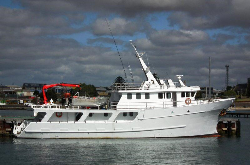 dive charter/accommodation vessel fishing 244476 005