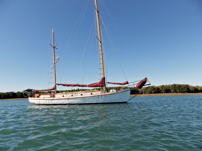 1940 W Ellis Amp Sons 44 Ketch For Sale Trade Boats