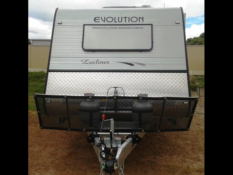 evolution luxliner 22'8'' 246623 013