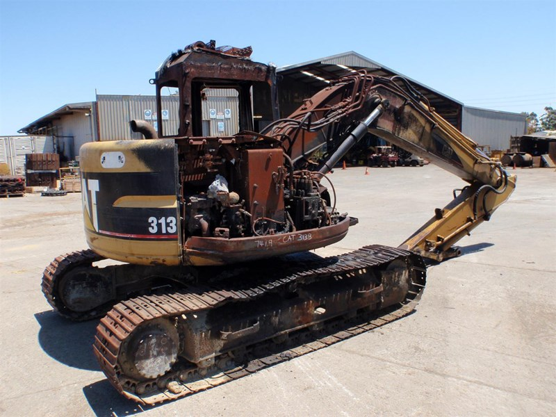 caterpillar 313bcr 249240 005