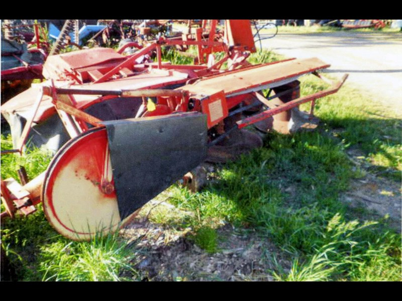 JF-STOLL 2 DRUM MOWER for sale
