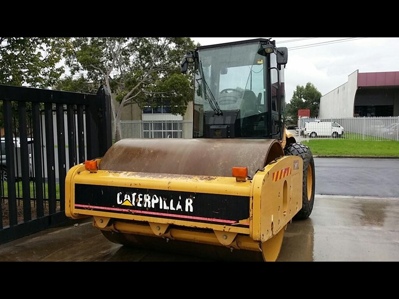 caterpillar cs583e 251416 007