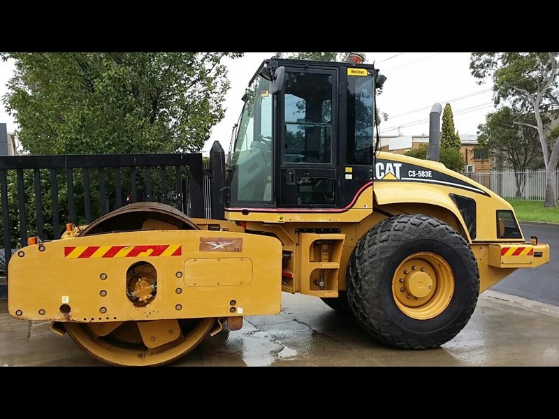 caterpillar cs583e 251416 001