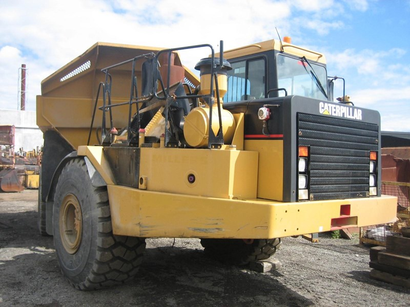 caterpillar d400e-ii 251912 002