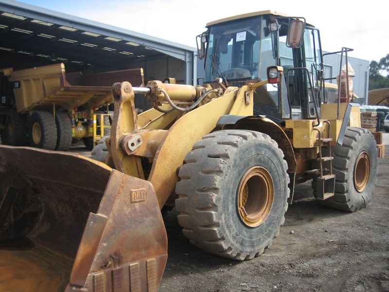 caterpillar 966g-ii 251910 007
