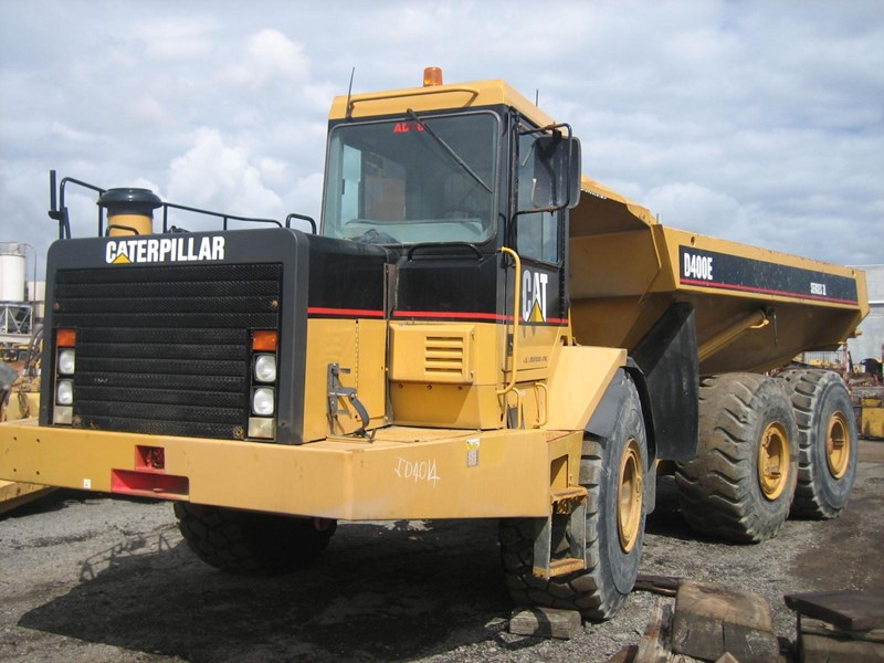caterpillar d400e-ii 251912 005