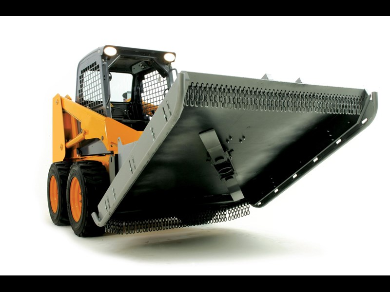 digga slasher suit skid steer and excavator 252819 005