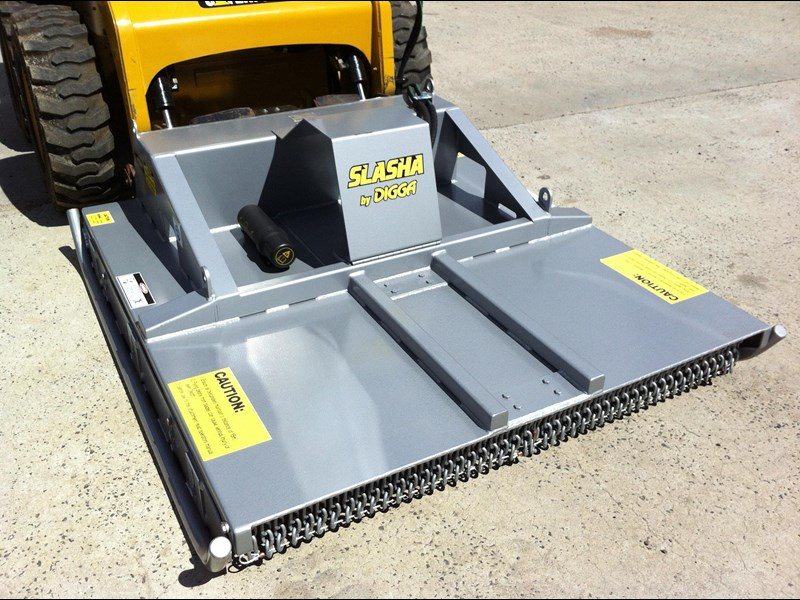 digga slasher suit skid steer and excavator 252819 001