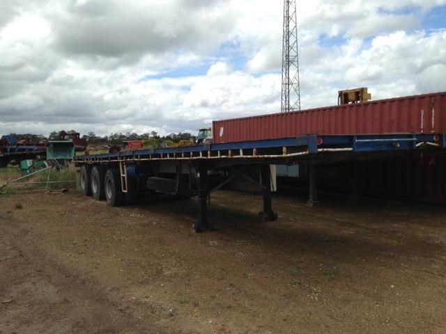 semi trailer flat top 254924 003