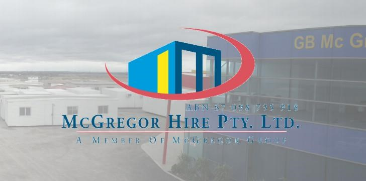 mcgregor hire 258970 001
