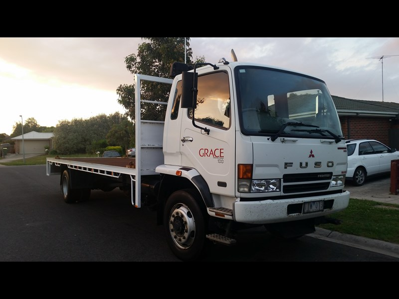 fuso fighter fm 10 259336 005