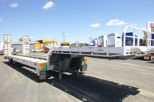 tuff widening low loader/drop deck 261438 013