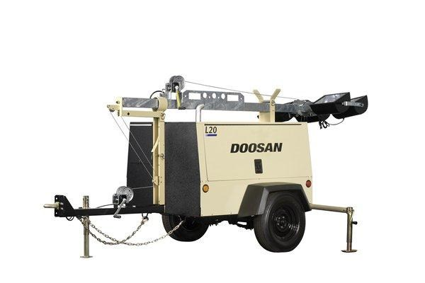 doosan l20-60hz lighting tower 269835 004
