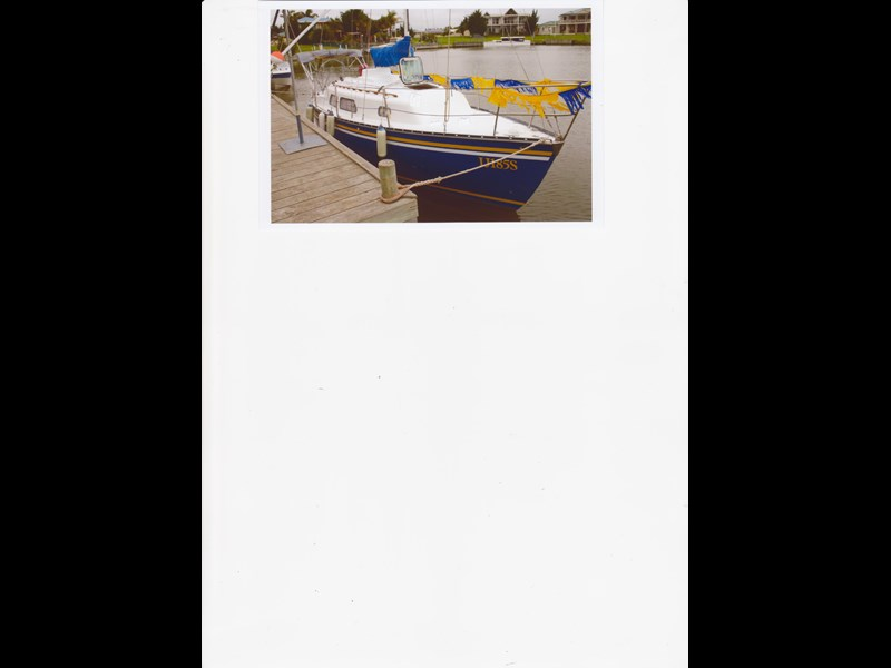 sunbird 25 trailer sailer 272199 003
