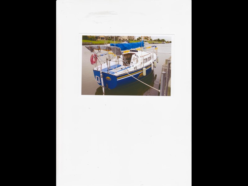 sunbird 25 trailer sailer 272199 005