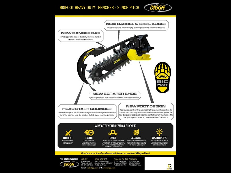 digga 1200 hf bigfoot xd trencher 273338 003