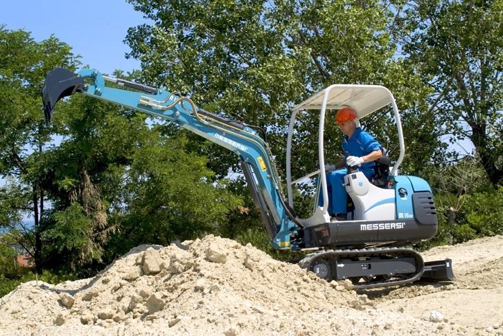 messersi m-16bv mini excavator 273936 002