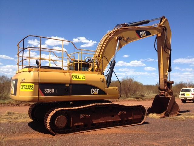caterpillar 336dl 274194 001