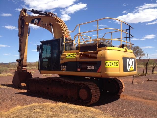 caterpillar 336dl 274194 007
