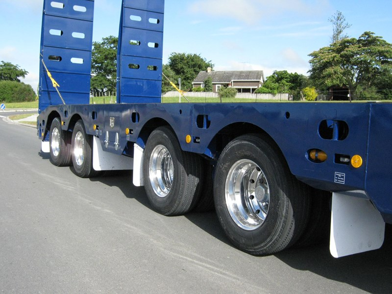 trt new trt quad axle widening low loader with 1 rear steer 193557 029