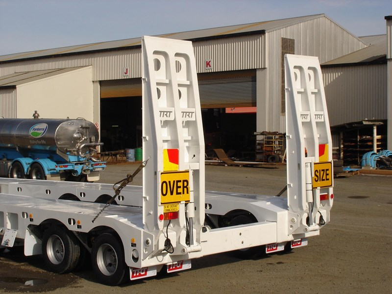 trt new trt 4x8 swing wing low loader 192926 037