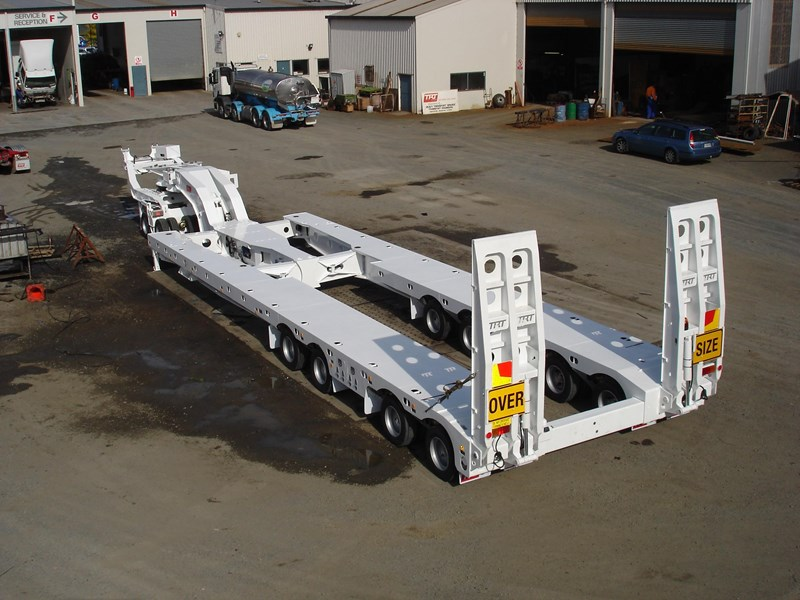trt new 2019 trt 4x8 swing wing low loader 192926 039