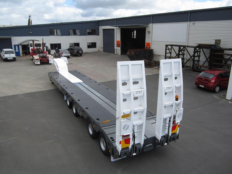 trt new trt quad axle widening low loader 193886 027