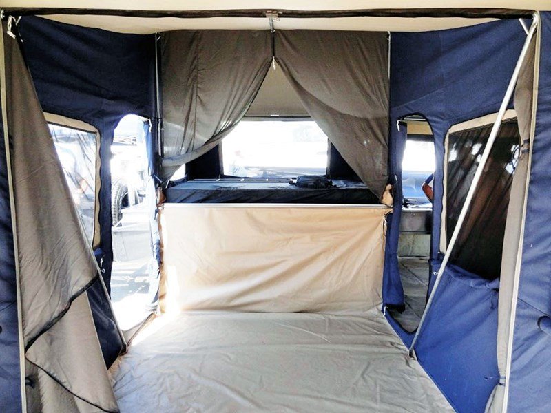 custom made camper oztrail tent 12 274812 005