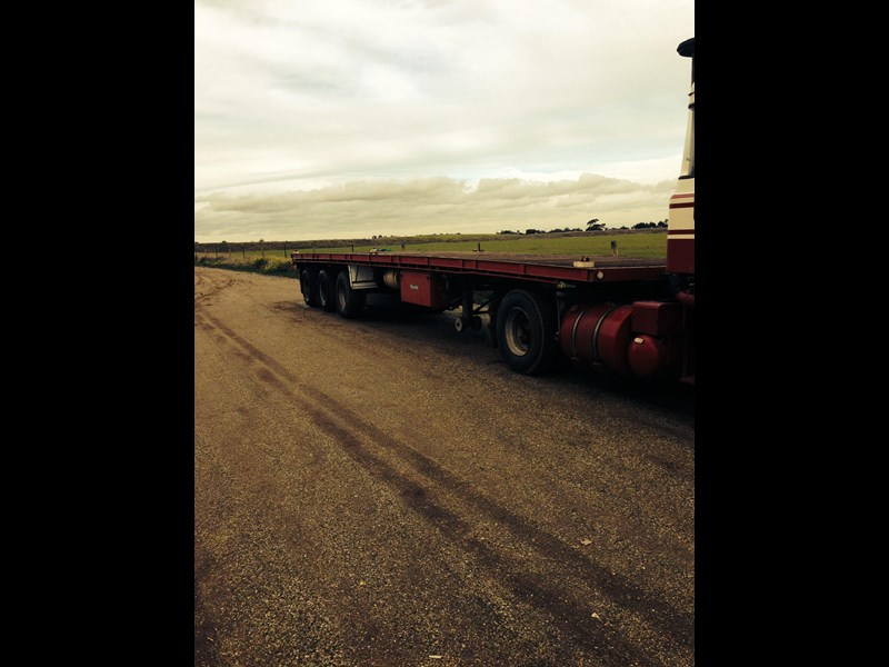haulmark flat top trailer 279189 003