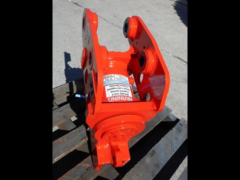 jb attachments u55, kx057 5ton+ excavators hydraulic power tilting quick hitch [jb055] [attbuck] 281478 007