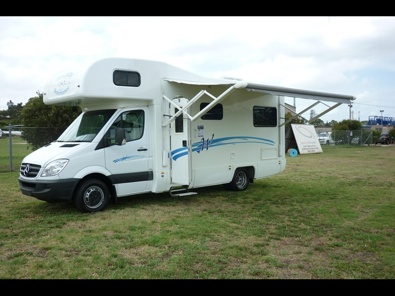 mercedes-benz sprinter lake 5 berth 282777 007