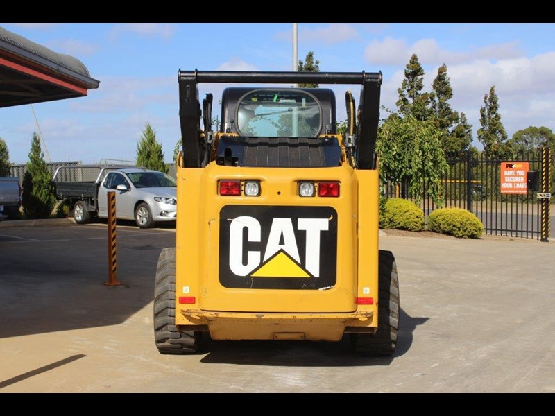 caterpillar 262c skid steer loader 283126 009