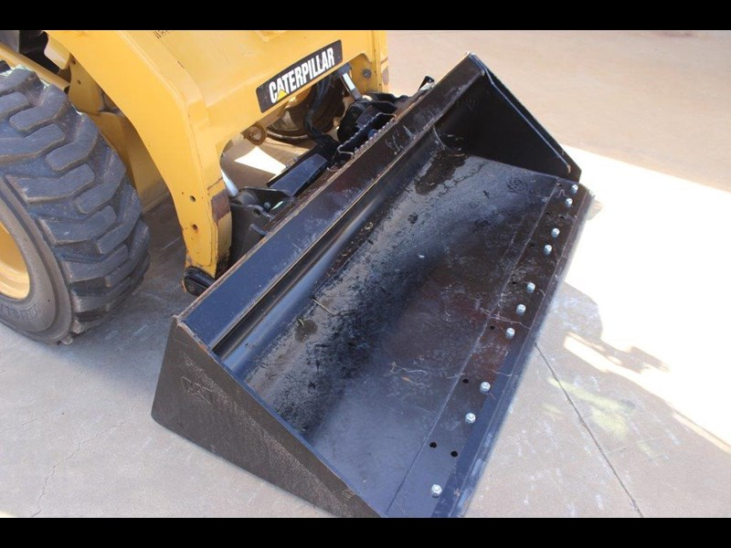 caterpillar 262c skid steer loader 283126 019