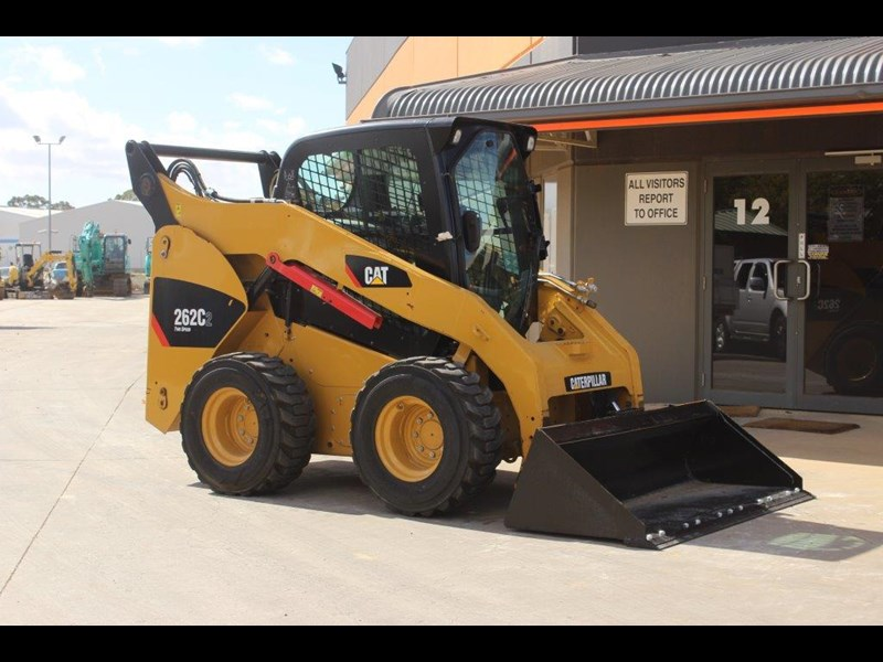 caterpillar 262c skid steer loader 283126 001