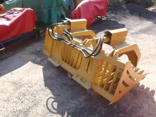 custom grapple bucket 283010 007