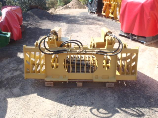 custom grapple bucket 283010 009