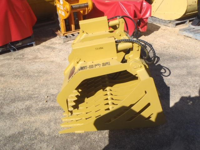 custom grapple bucket 283010 013