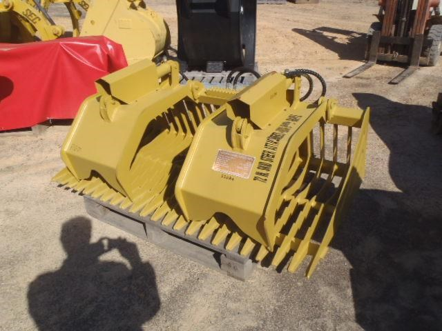 custom grapple bucket 283010 015