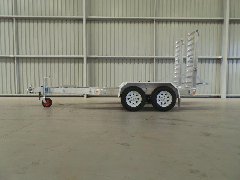 workmate alloy 3 tonne plant trailer 147083 003