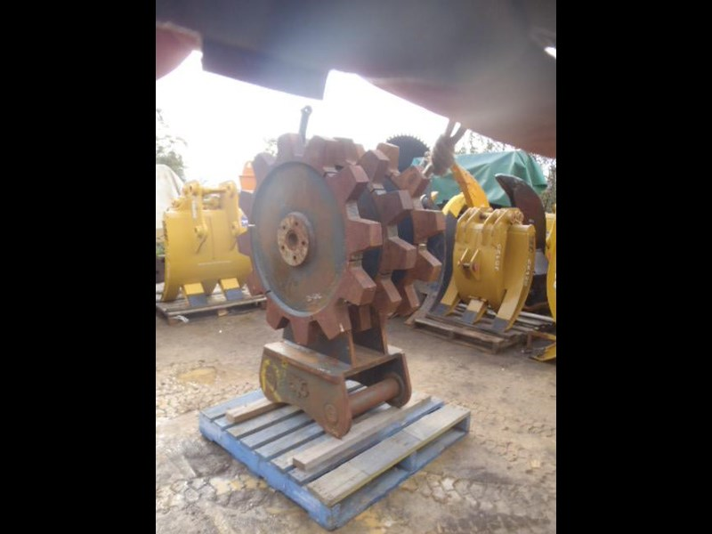 various compaction wheels 286177 011