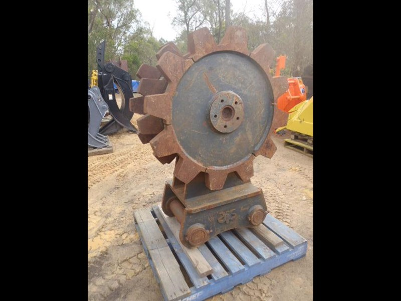 various compaction wheels 286177 013