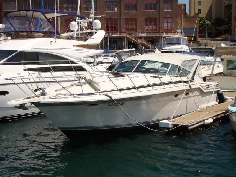 cruiser 45' wellcraft 287472 001