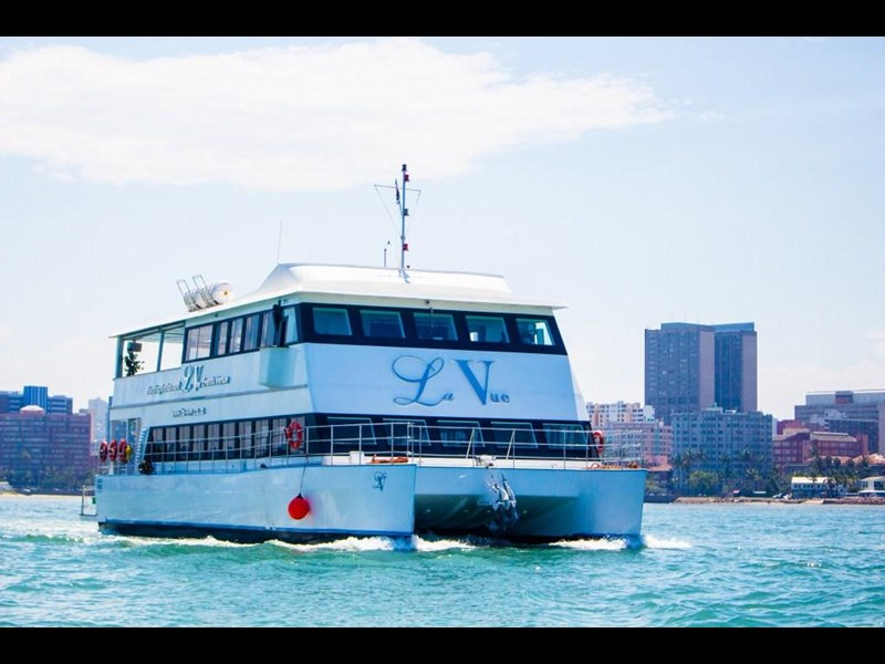 custom custom catamaran luxury 6 star 200 pax floating restaurant 289818 001